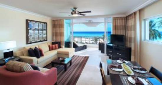 Ocean Two Resort & Residences : One Bedroom Oceanfront Suite