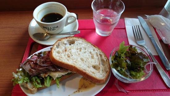 Caffe Pellini, Hibiya