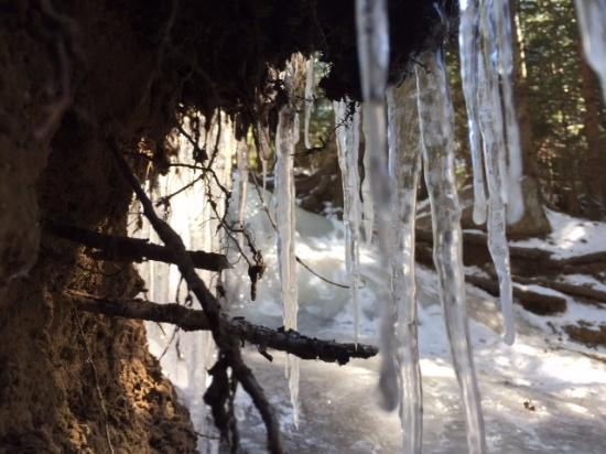 Adirondack, Nowy Jork: Icy in March