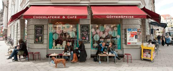 Gotterspeise Chocolaterie & Cafe
