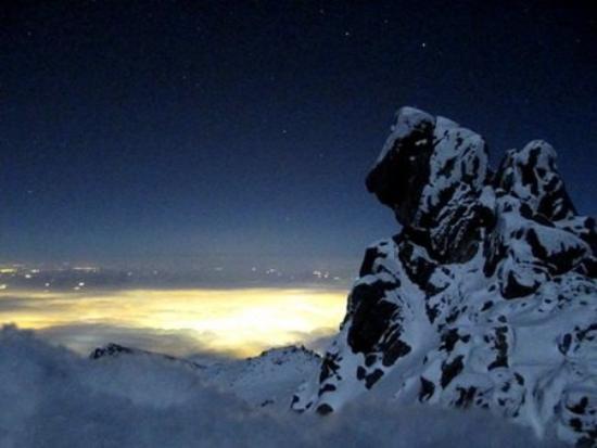 حمدان, إيران: Alvand mountain