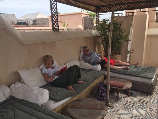 Riad Vert Marrakech: photo1.jpg