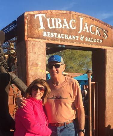 Foto de Tubac Jack's Restaurant