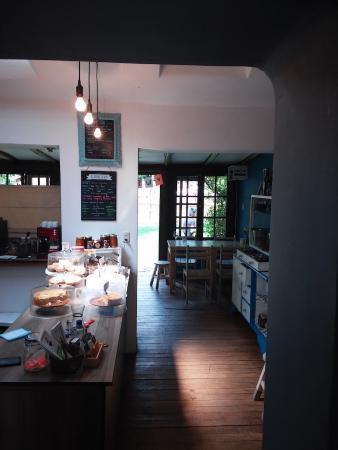 Calca, Perú: kitchen