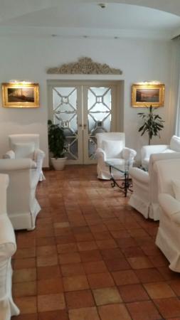 Villa Romana Hotel: Hotell villa Romana, Minori