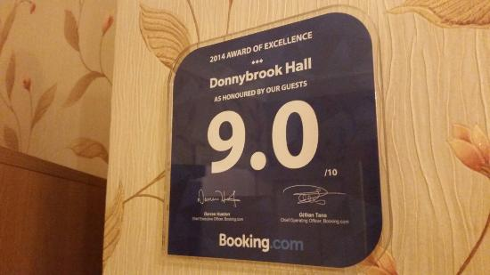 Donnybrook Hall Hotel: 20160402_020742_large.jpg