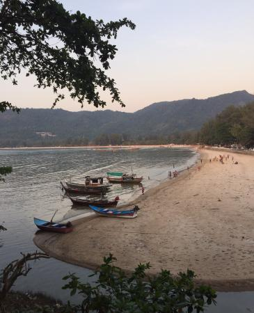 Utsikt over Kamala Beach