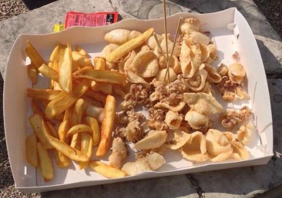Street Food Recensioni Su Olio Pesce Fritto San Benedetto Del