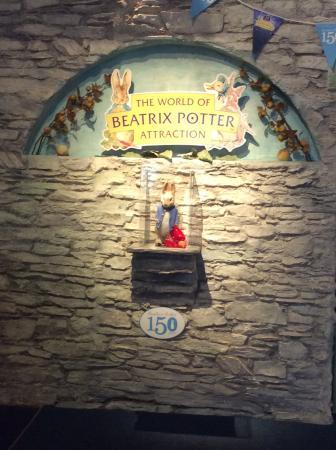 Bowness-on-Windermere, UK: Entrance