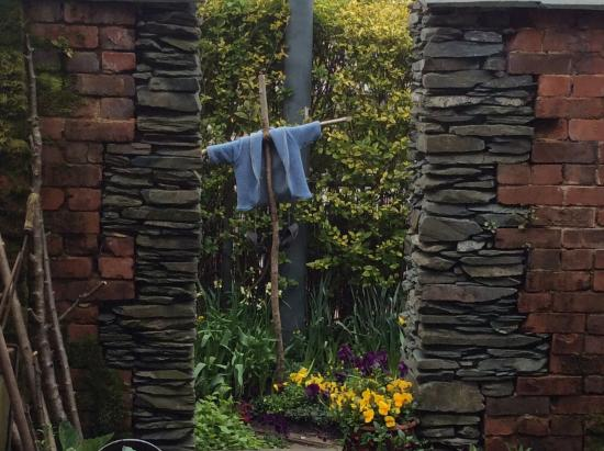 Bowness-on-Windermere, UK: Garden