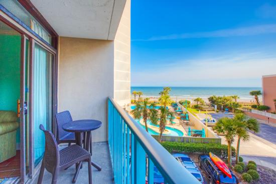 ocean view balcony picture of sand dunes resort spa myrtle rh tripadvisor com