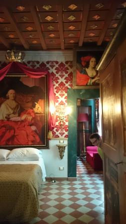 Antica Dimora de Michaelis: Family room