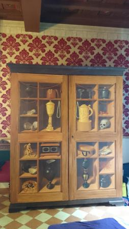 Antica Dimora de Michaelis: Trompe l'oeil