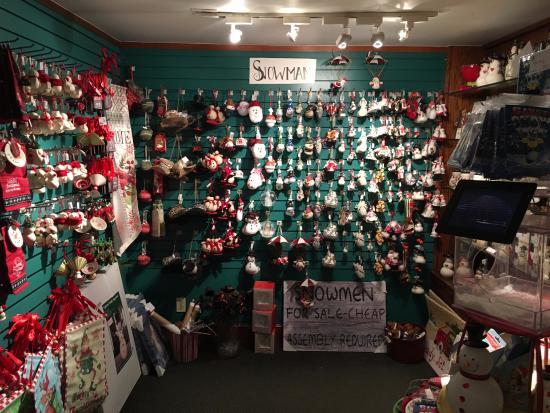 Christmas store - Picture of Banff Avenue, Banff - TripAdvisor
