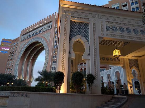 Movenpick Ibn Battuta Gate Hotel Dubai Photo