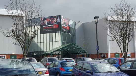 Feltham, UK: Cineworld