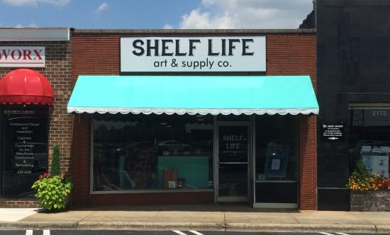 ‪Shelf Life Art & Supply Co.‬