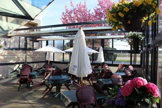 Ladner, Canadá: Patio