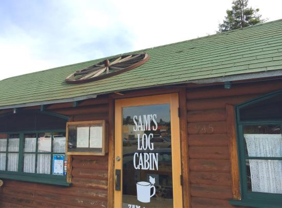sam s log cabin albany diner restaurant reviews photos phone rh tripadvisor com