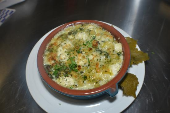 Tuckerton, NJ: Greek Mac N Cheese