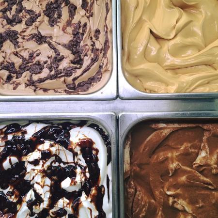 Mabi : Algumas opçoes dos nossos gelados