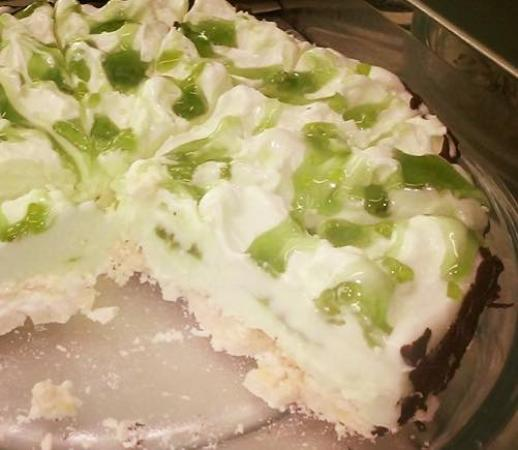 Mabi : Tarte de Suspiro com gelado de Caipirinha