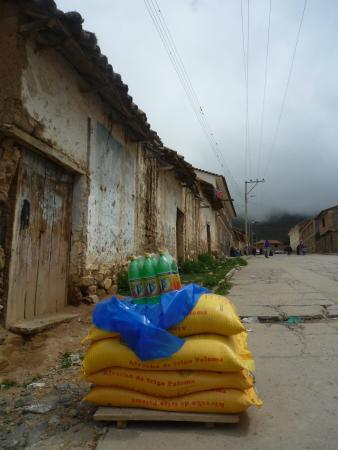 Bilde fra Tarabuco