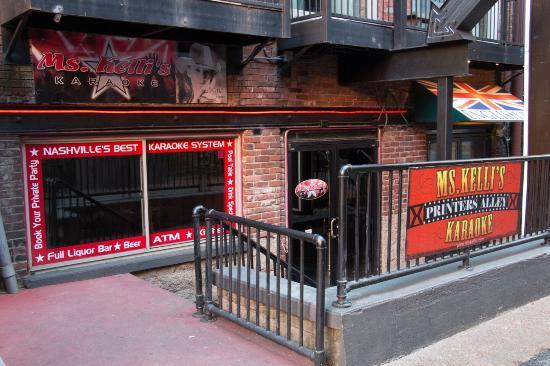 Ms. Kelli's Karaoke Bar