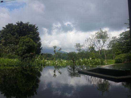 Landscape - R Hotel Rancamaya Golf Resort: Amazing view taken from Pavilion Restaurant
