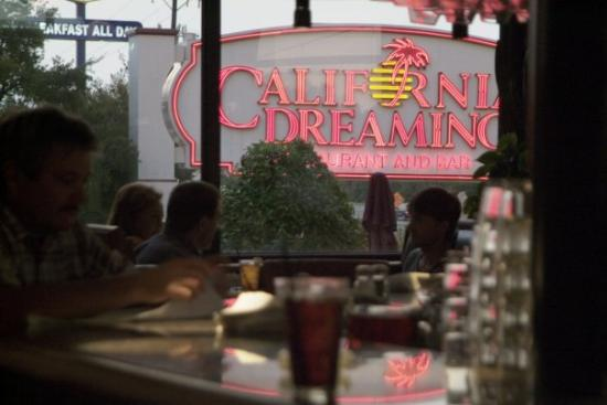 California Dreaming Restaurant & Bar: California Dreaming