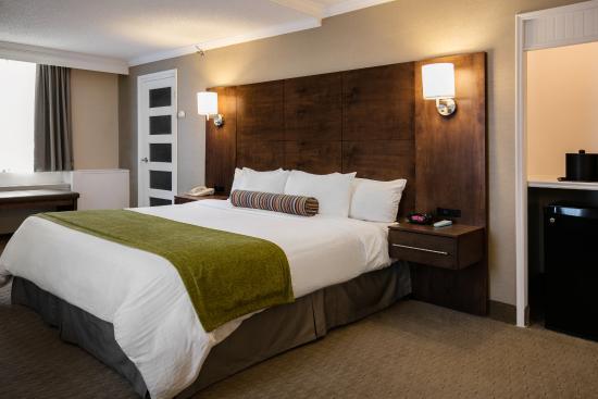 Best Western Ville Marie Montreal Hotel Suites