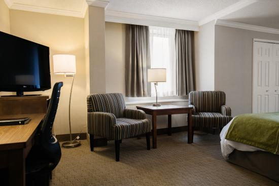BEST WESTERN Ville-Marie Hotel: Room