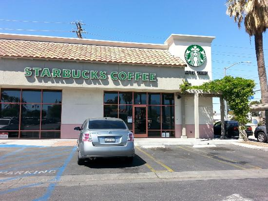 Entrance - Picture of Starbucks, Hemet - Tripadvisor
