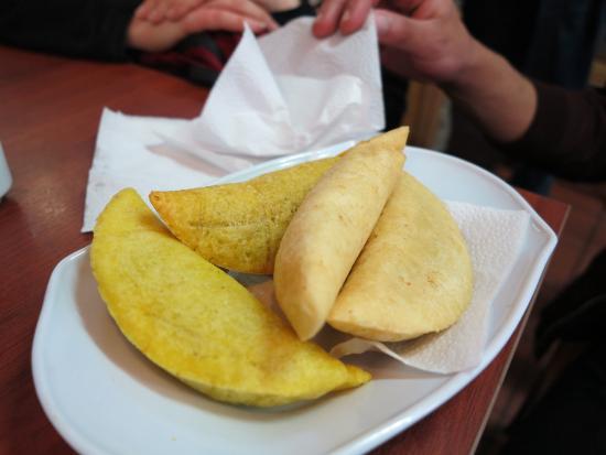 5Bogota: les meilleures empanadas !!