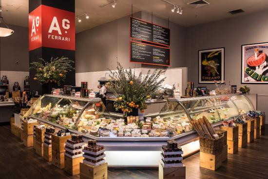 A.G. Ferrari Foods