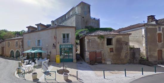 Blanquefort, Prancis: The Restaurant