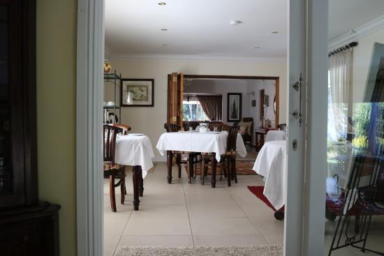 Bryan Manor Guest House: Dining area