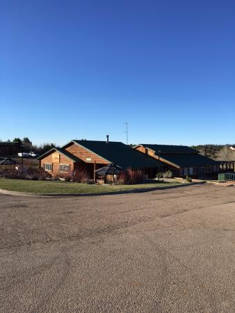 Zion Ponderosa Ranch Resort: This is the main office/store/restaurant area