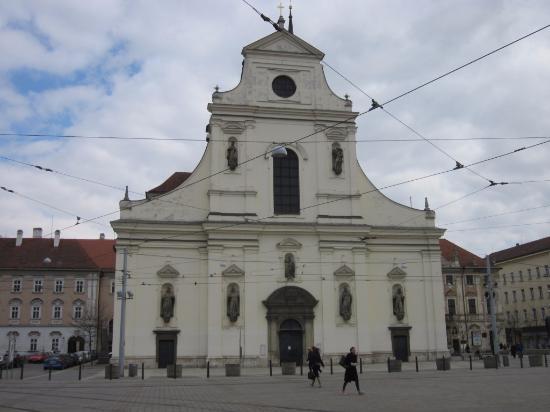 Brno, Republika Czeska: фасад