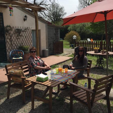 Montespertoli, Italy: La Biscondola