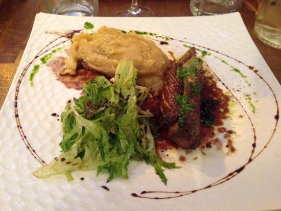 Plat magret de canard aux myrtilles photo de le - Extra cuisine toulouse ...