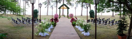 Onaway, MI: Wedding Ceremony Site