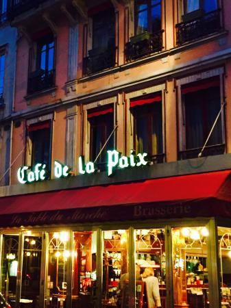Cafe De La Paix Troyes Prix