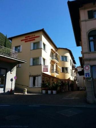 Locanda Castagnola : Dalla strada