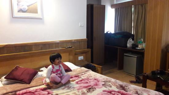 Hotel Silk Route: Delux Room upgraded