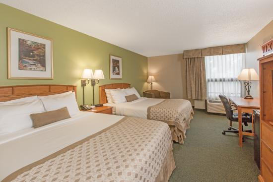 Poolside Hotel Rooms Sioux Falls Sd