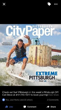 ‪Surf Pittsburgh‬