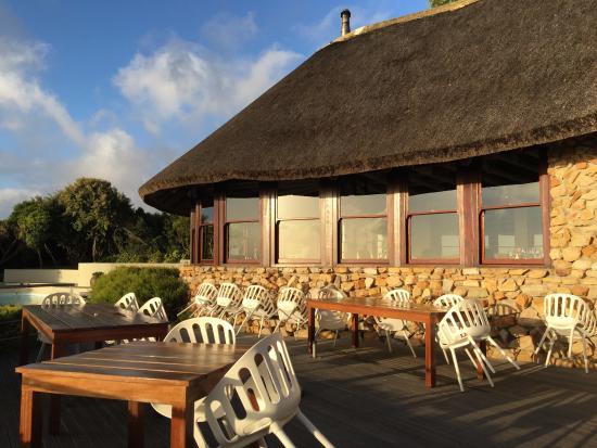 Grootbos Private Nature Reserve, แอฟริกาใต้: Grootbos main lodge