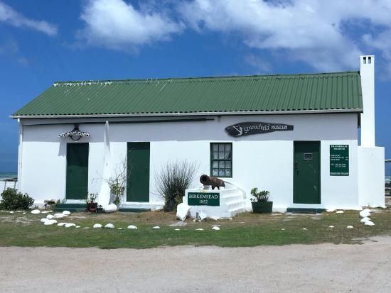 Grootbos Private Nature Reserve, แอฟริกาใต้: Frankskraal Museum