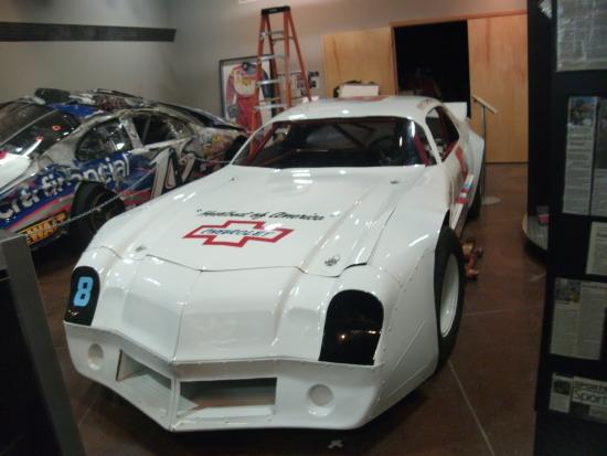 Matt Kenseth Museum: Kenseth's short track car